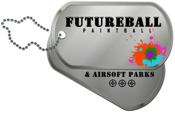 Futureball Dog Tag Logo